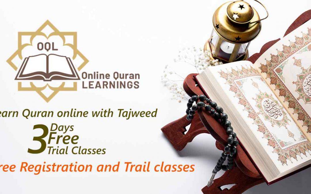 Online Quran Reading at Online Quran Academy