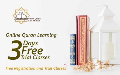 6 Benefits of Online Quran Teaching | Get 3 days free Trial Classes