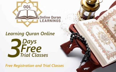 Learning Quran online | Schedule your free Evaluation Class Now